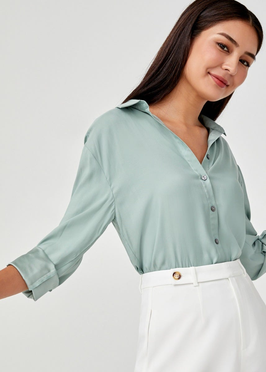 Tamira Button Down Shirt