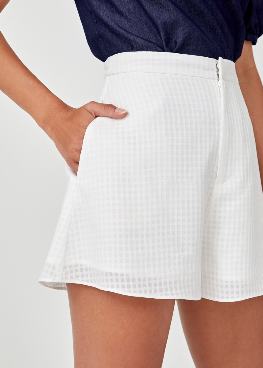 Ardith High Waist Shorts