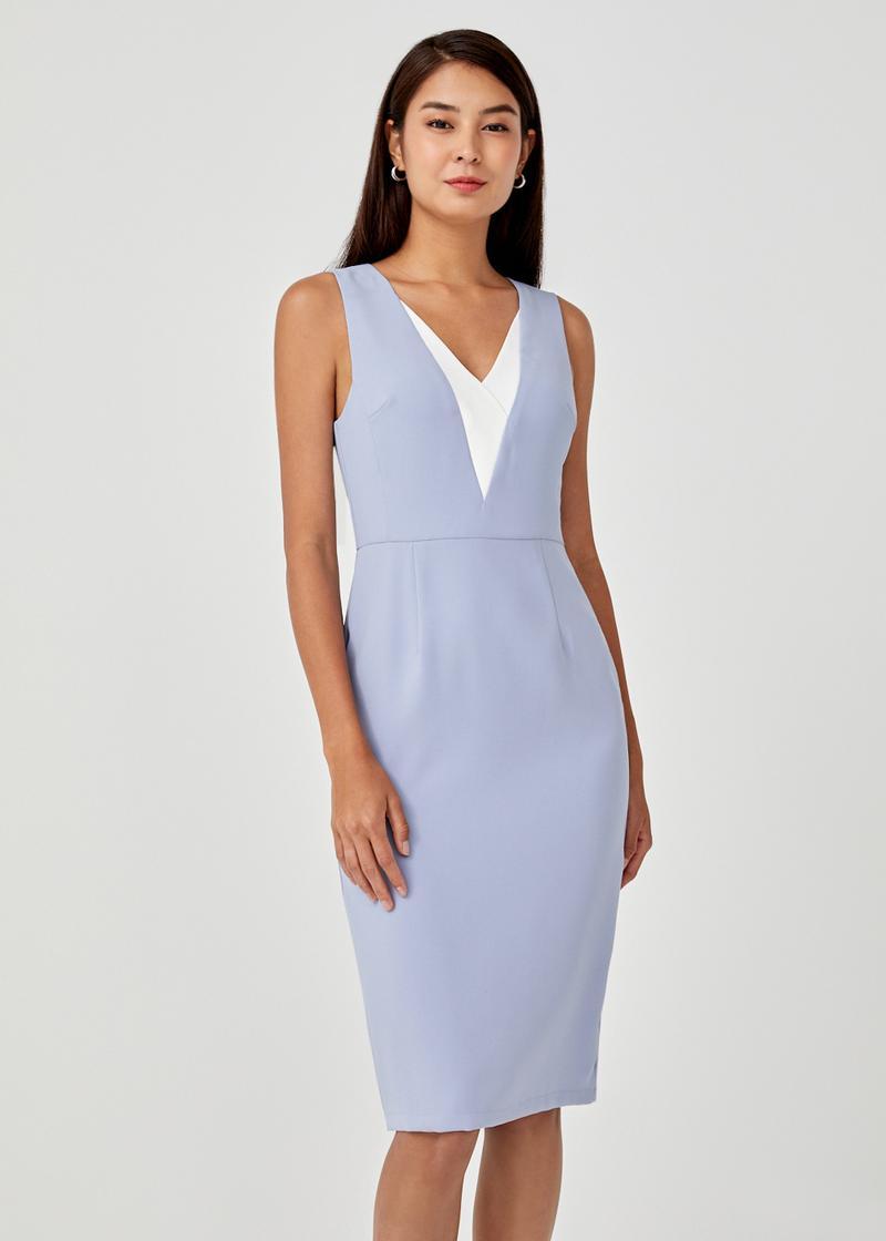 Celerina Bodycon Midi Dress