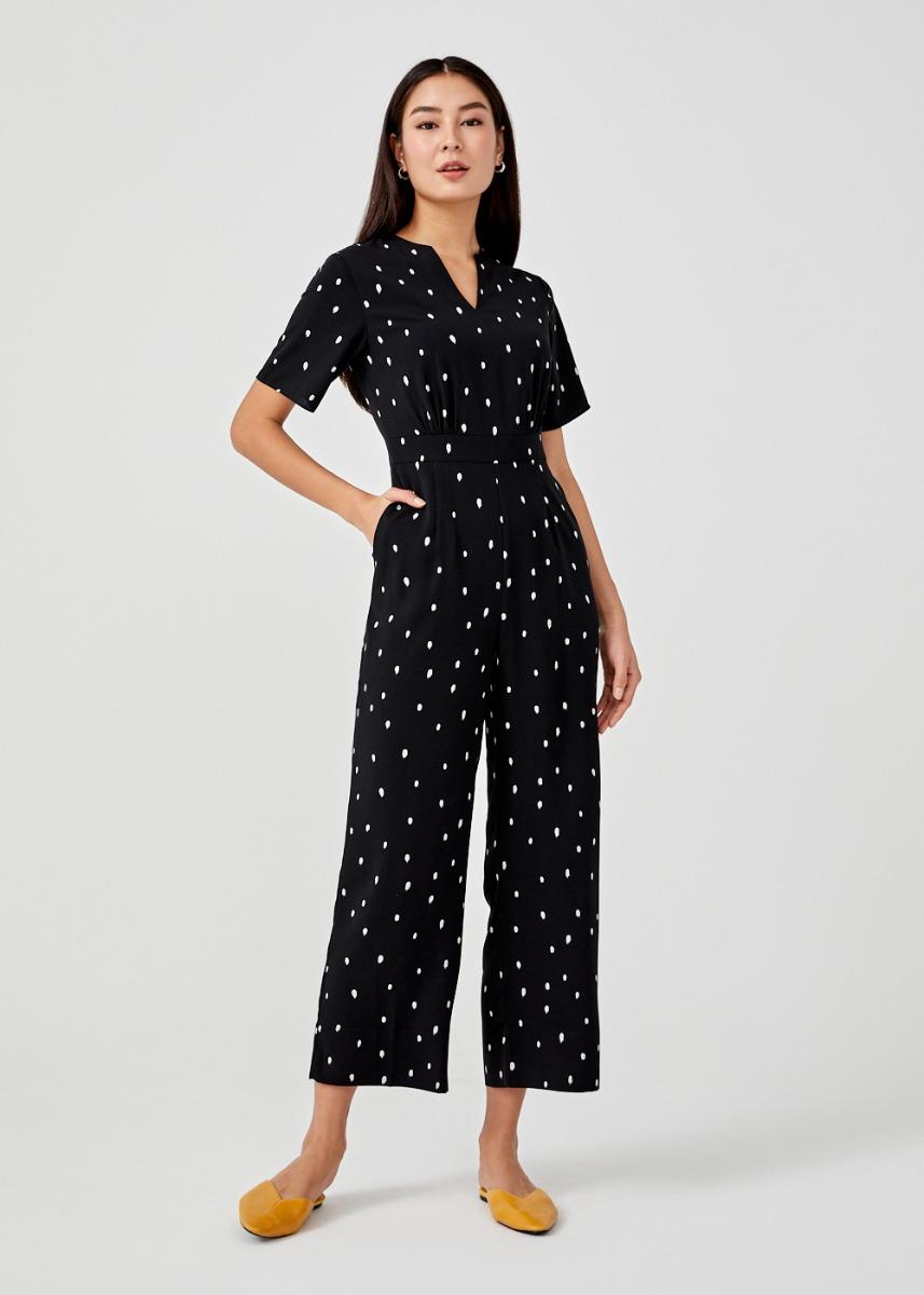 Leilani Printed Jumpsuit