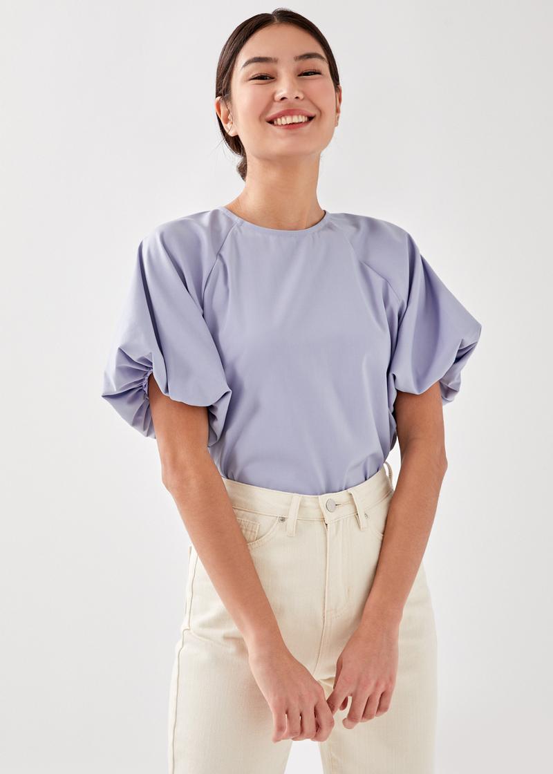 Maria Puff Sleeve Top