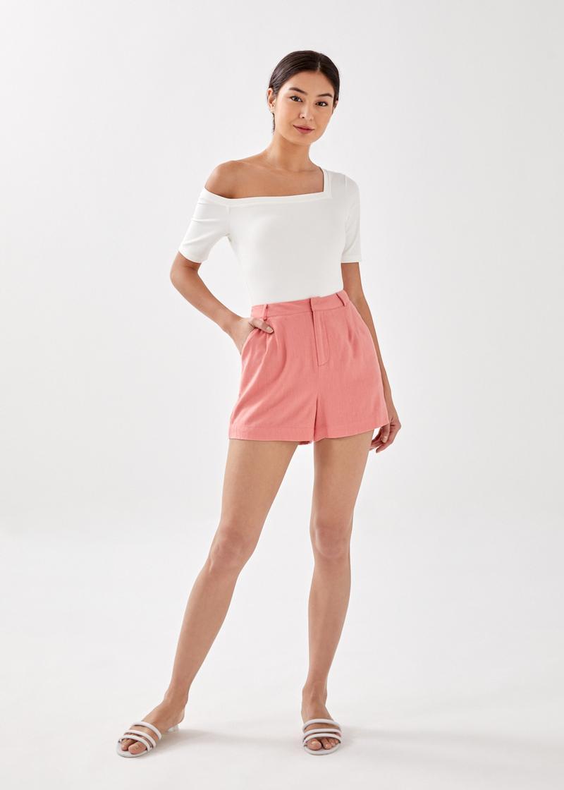 Charli Linen Shorts