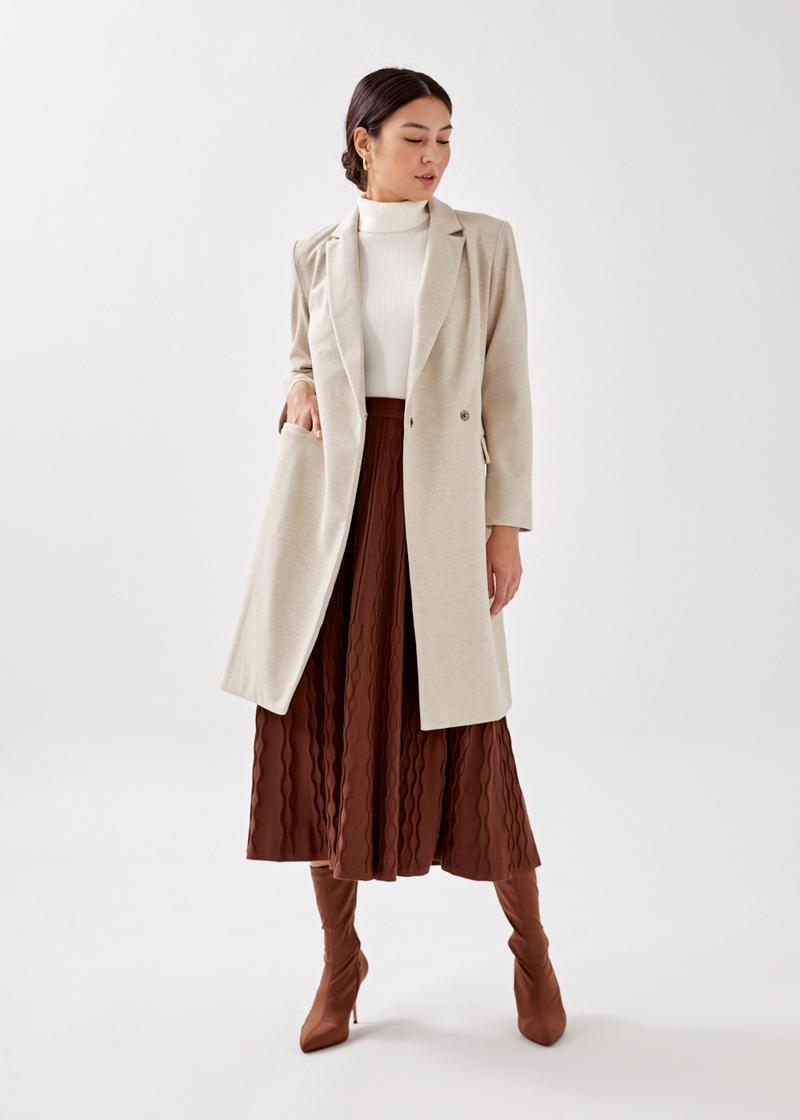 Mesilie Multi-Way Tailored Coat