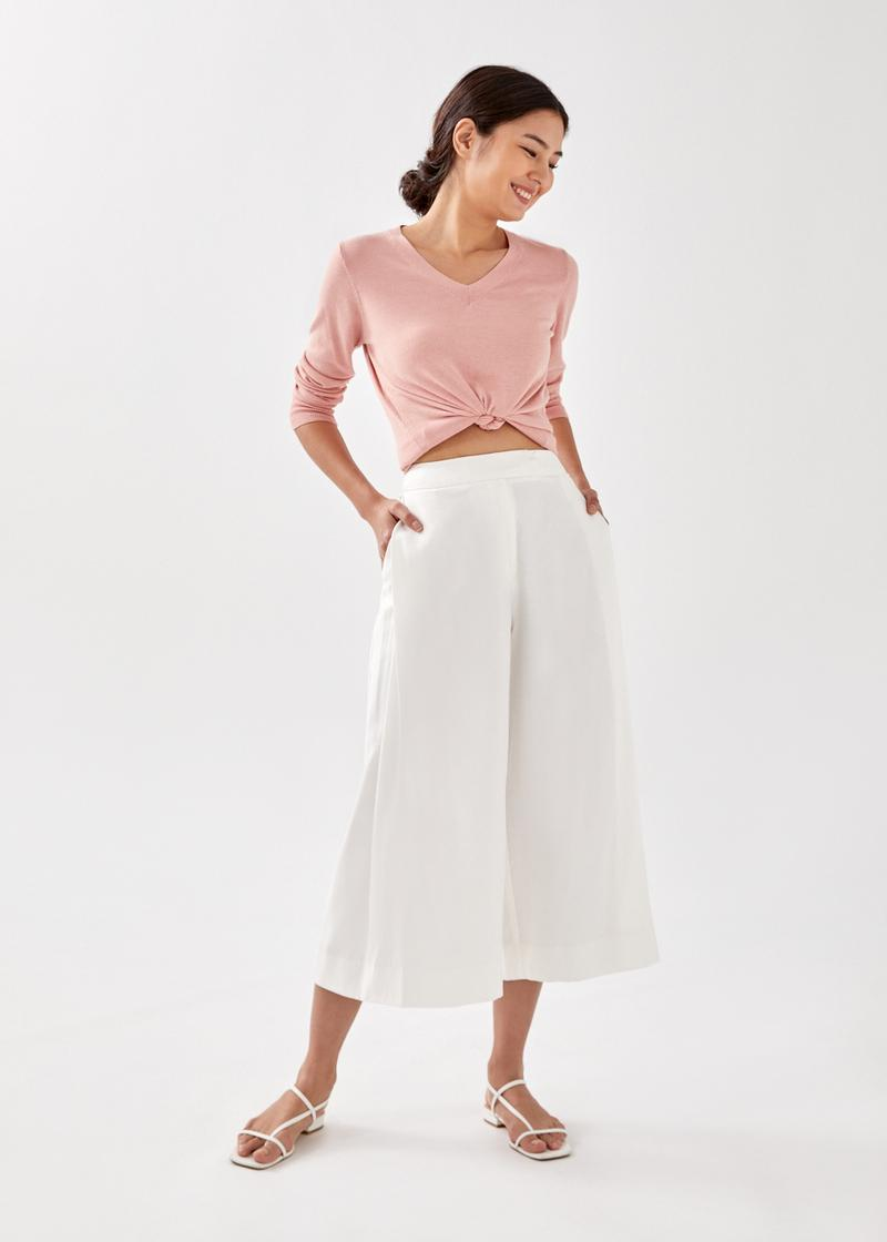 Ailay Pleated Culottes
