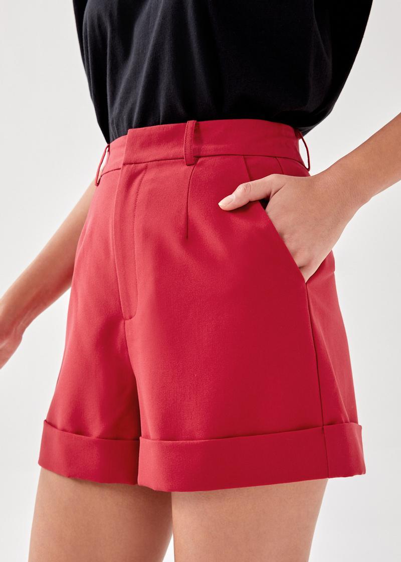 Ravinia Tailored Shorts