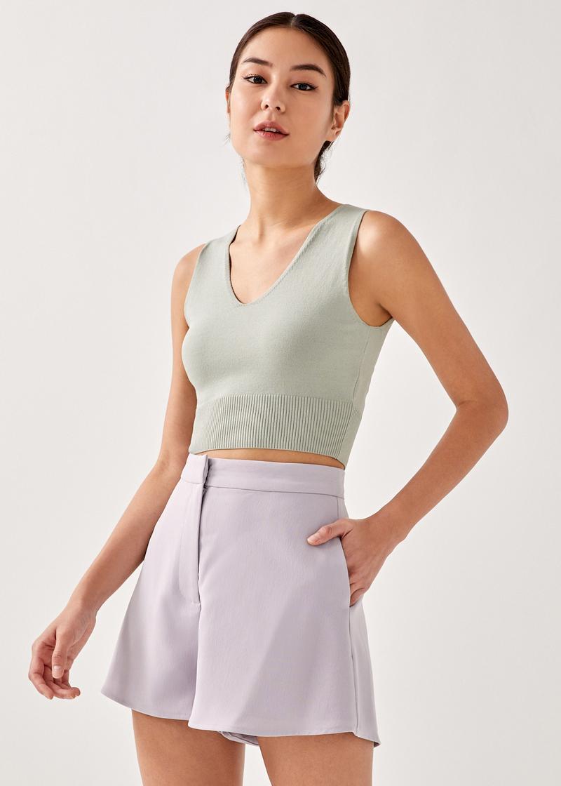Laylia Tailored Shorts
