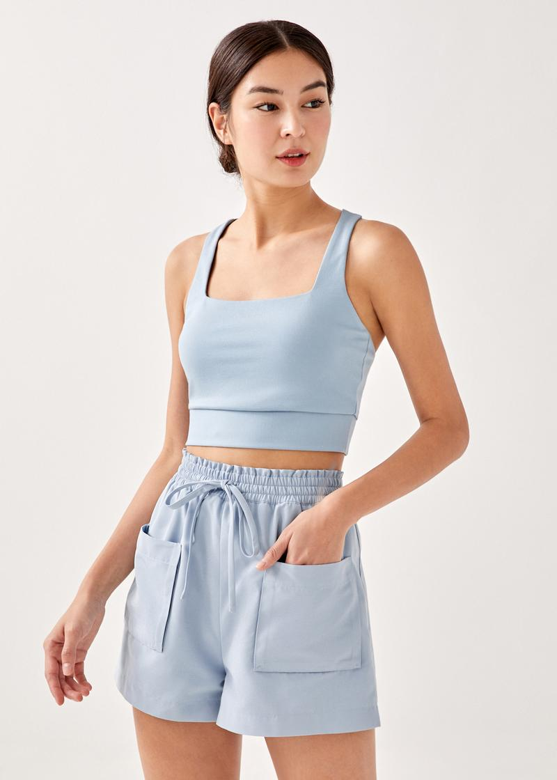 Vitella Elastic Shorts