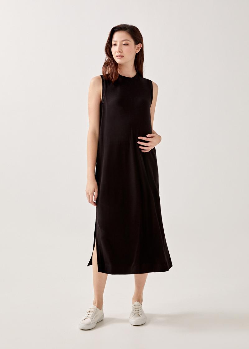 Noellia Jersey Tank Maxi Dress