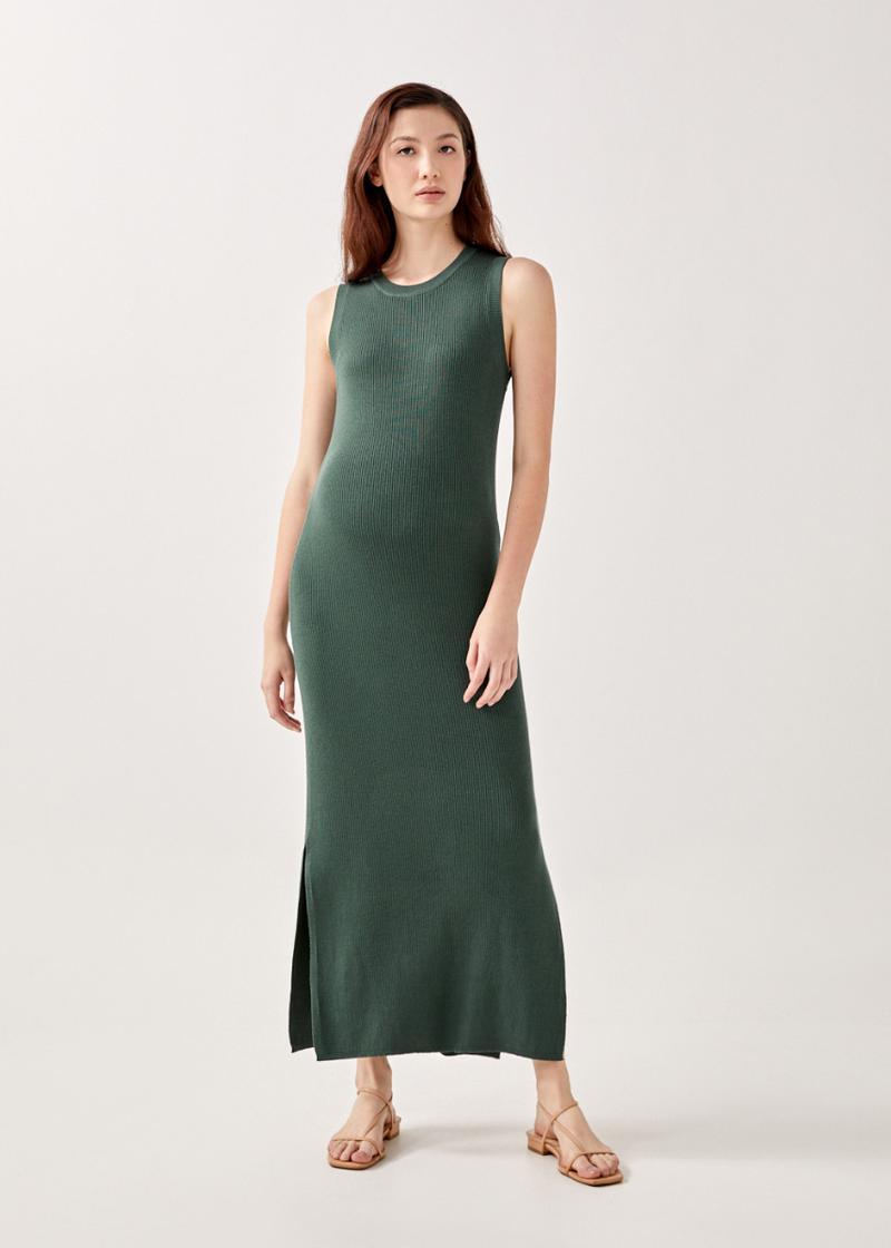 Jiolette Knit Midaxi Dress
