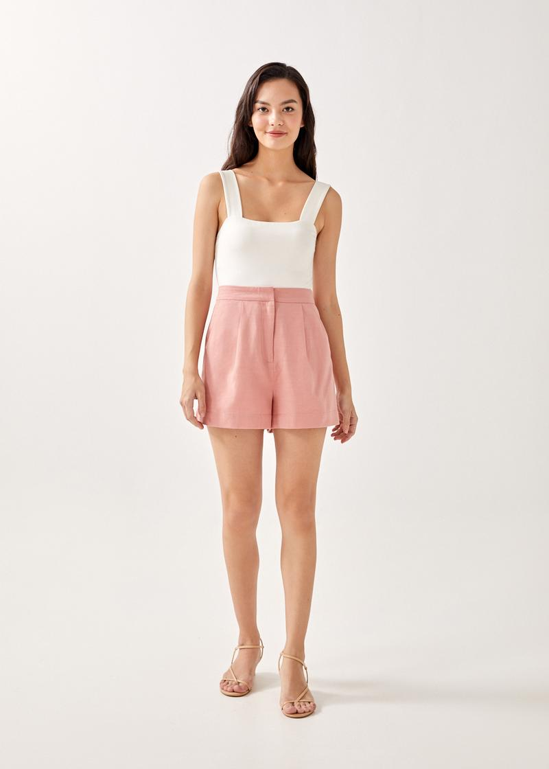 Emerson Tailored Cuffed Shorts