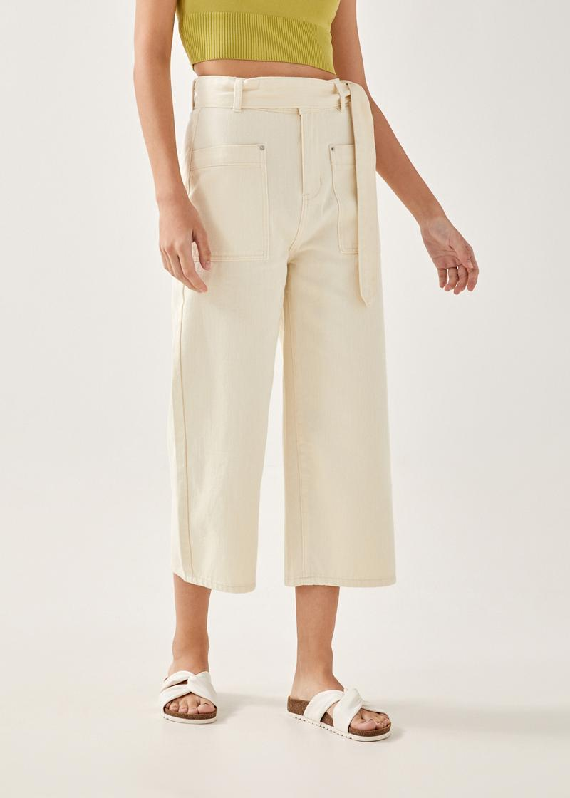 Fay Patch Pocket Straight Cut Jeans