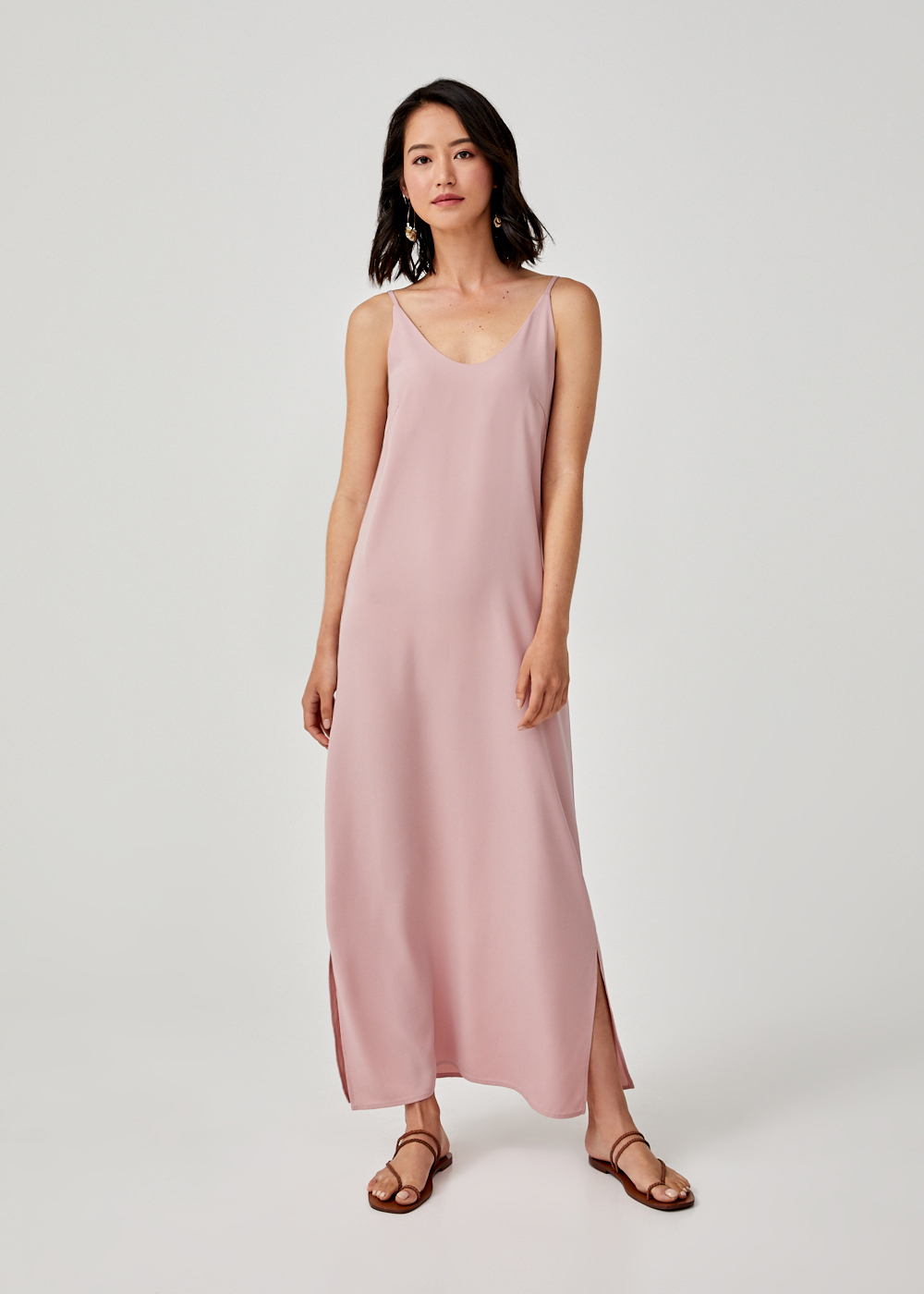 Aurelia Camisole Maxi Dress